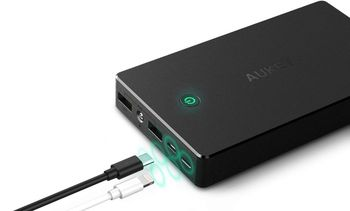 AUKEY Quick Charge 3.0 Batterie Externe