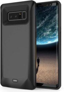Chargeur coque batterie pour Galaxy Note 8