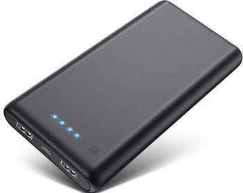 Kilponen Batterie Externe Grosse Capacité 26800mAh
