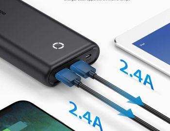 POWERADD Batterie Externe 20000mAh - EnergyCell