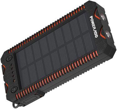 POWERADD Batterie Externe Solaire