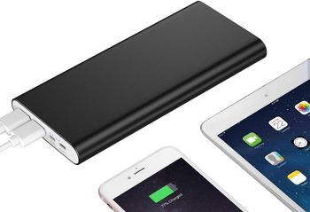POWERADD Pilot 4GS Plus Batterie Externe 20000mAh