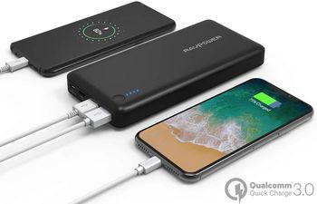 RAVPOWER Chargeur Portable 20100mAh