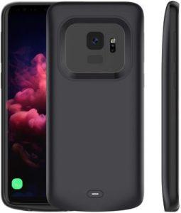 Samsung Galaxy S9 Coque batterie, Fugousell 4700 mAh