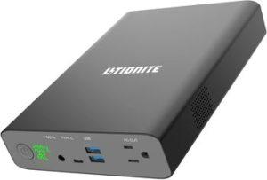 Litionite Dragon 60000mAh Power Bank PC et Macbook
