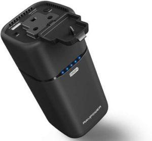 RAVPower Chargeur externe PC Portable 20100mAh
