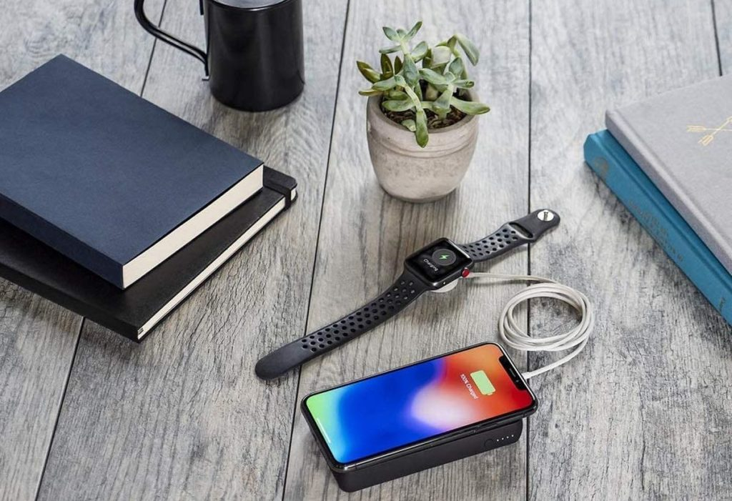 Mophie Charge Stream Powerstation Wireless XL - Batterie Externe
