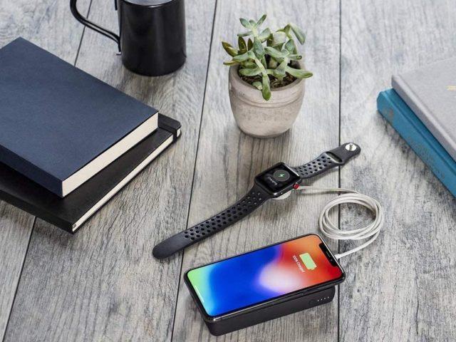 Mophie Powerstation Wireless XL : la première batterie sans fil de Mophie