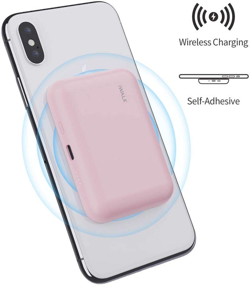 iWALK-Mini-Batterie-Externe-Induction-Sans-Fil