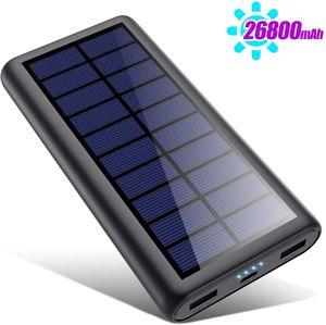 HETP-Batterie-Externe-Chargeur-Solaire-26800mah
