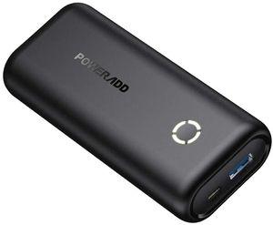 POWERADD Batterie Externe 10000mAh Mini Ultra Petite