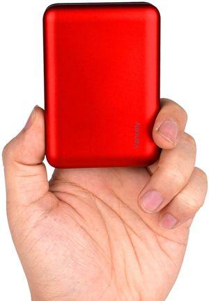 Vancely Mini Powerbank 10000mAh 2 Ports USB