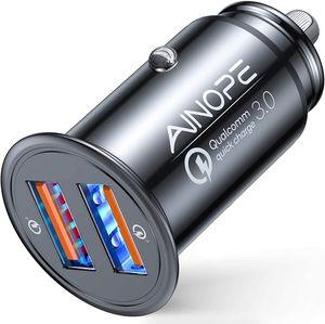 AINOPE-allume-cigare-usb-Dual-QC3-36W